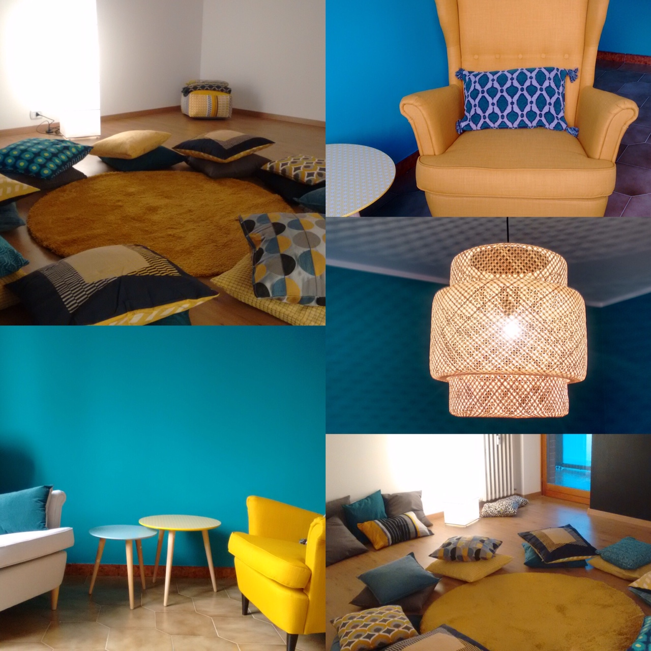 studio collage